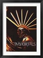 Framed Immortals - Aries