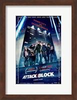 Framed Attack the Block