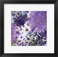 Framed Abstract Pop IV