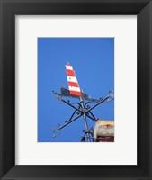 Framed Lighthouse Weathervane