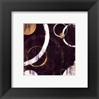 Circles I Framed Print