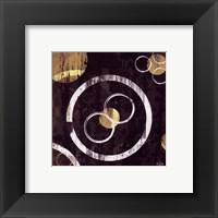 Circles II Framed Print