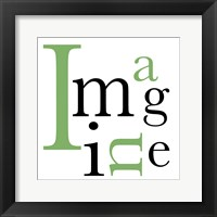 Framed Imagine 4