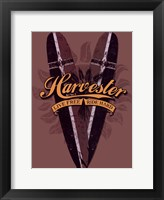 Framed Harvester Logo