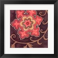 Bali III Framed Print
