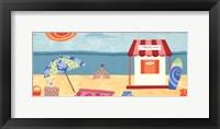 Framed Cabana Rental