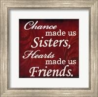 Framed Sisters & Friends