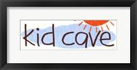 Framed Kid Cave