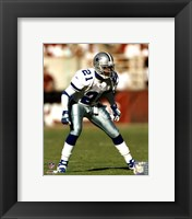 Framed Deion Sanders