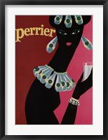 Framed Perrier