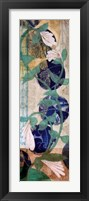 Framed Quilted Perfoliata I