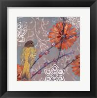 Little Wren I Framed Print