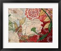Red Glory Framed Print