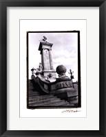 Framed Along the Seine River II