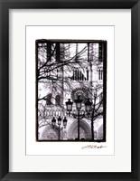 Notre Dame Cathedral II Framed Print