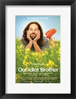 Framed Our Idiot Brother