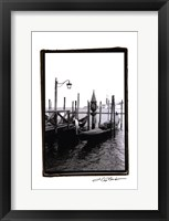 Framed Waterways of Venice IV