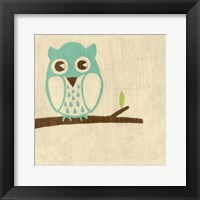 Framed Best Friends- Owl
