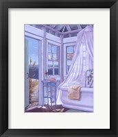 Framed Coastal Breeze I