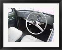 Framed Armaturenbrett VW Kaefer 1956 Rechtssteuerung