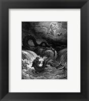 Framed Destruction of Leviathan