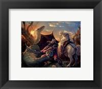 Framed Dragon Slayer