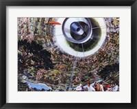 Framed Bernal Sphere