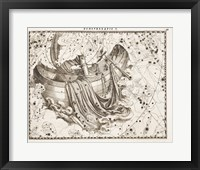 Constellation  Saint Peter's Boat Framed Print