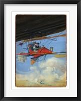 Framed Aerostatic Cabrio, H.G. Dart