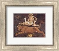 Framed Francesco del Cossa Taurus