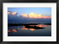 Framed Kona Sunrise