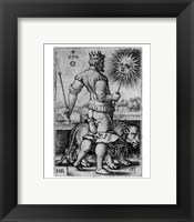 The Seven Planets - Leo Framed Print