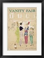 Framed Vanity Fair June 1914