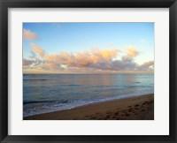 Framed Waikiki Beach