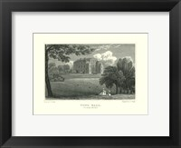 Framed Tong Hall