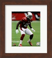 Framed Patrick Peterson 2011 Action