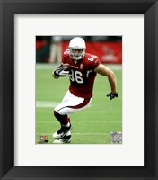 Framed Todd Heap 2011 Action