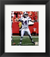 Framed Ryan Fitzpatrick 2011 Action