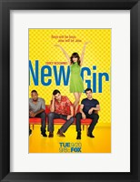 Framed New Girl