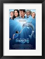 Framed Dolphin Tale