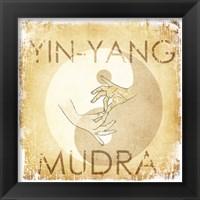Framed Yin-Yang Mudra