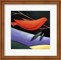 Framed Bird II