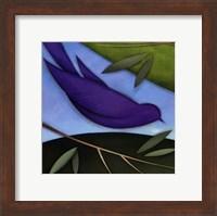 Framed Bird I