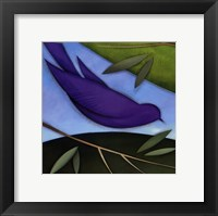Bird I Framed Print