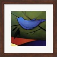 Framed Bird III