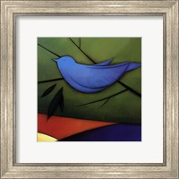 Framed Bird III