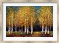 Framed Golden Grove
