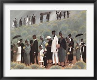 Framed Funeral March