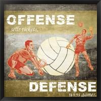 Framed Offense, Defense