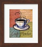 Framed Quattro Coffee IV-mini